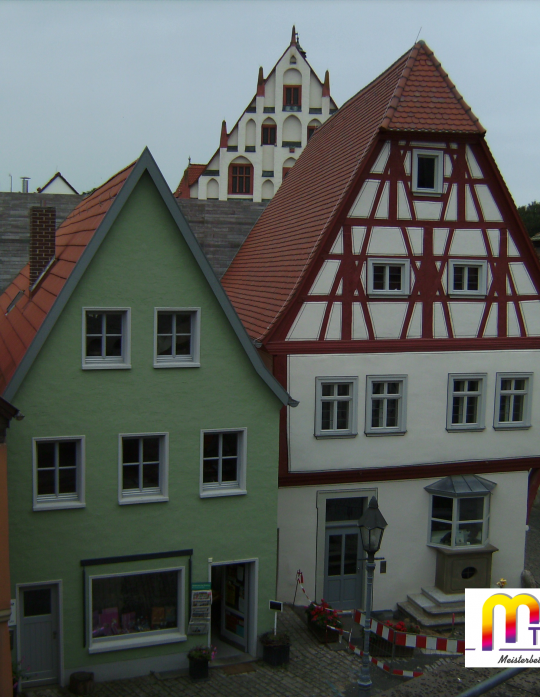Fachwerksanierung Würzburg