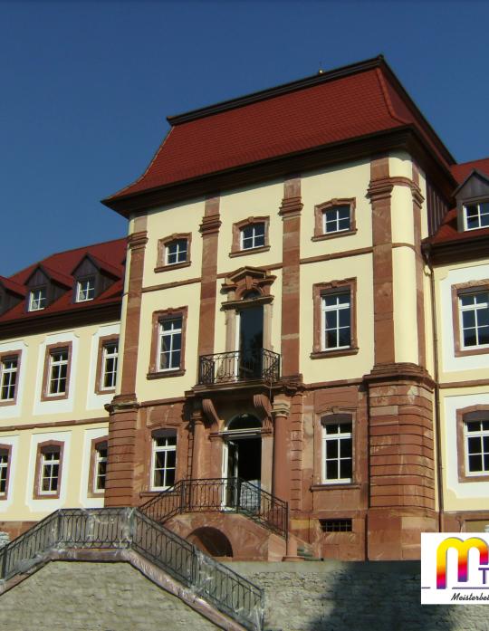 Fassadensanierung Würzburg