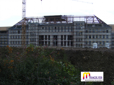 Gerüstbau Fassadenbau Würzburg